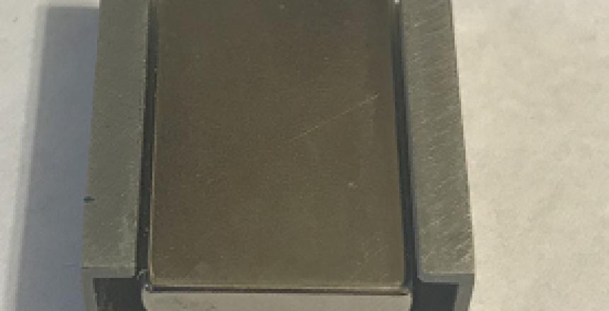 Magnet prototype #1